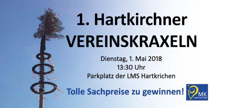 1. Hartkirchner Vereinskraxeln